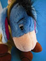 "Disney Store Eeyore in Toy Story Bullseye Costume Adorable  Plush 12"" Sitting image 3"