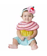 Incharacter Cupcake Cutie Candy Sweet Girls Infant Baby Halloween Costum... - $23.99