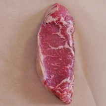 Grass Fed Beef Strip Loin, Cut To Order - 10 lbs, 2-inch steaks - $193.62