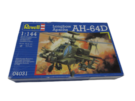 Revell 1:144 Scale Longbow Apache AH-64D Helicopter Model Kit -  # 04031 - $12.86
