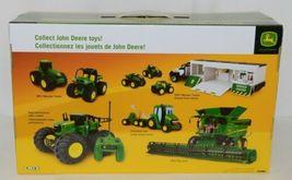 John Deere TBE45368 Mega Hauling Playset Pickup Trailer Skid Steer Tractor Cart image 5
