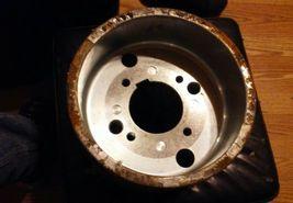 GEA 62580068 FLAT BELT PULLEY GEAR - FREE SHIPPING image 3