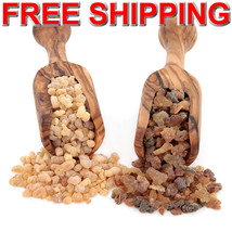FRANKINCENSE & MYRRH Roll On Fragrance Oil VEGAN & CRUELTY FREE - $13.99+