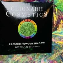 NWT NIB Clionadh Cosmetics JEWELLED MULTICHROME SINGLE PAN *1 SHADE* Trefoil image 1