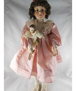 Mary Elizabeth and Her Jumeau Doll Yesterday's Dream by Pamela Phillips ... - $57.41
