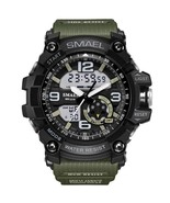 SMAEL Analog-Digital Watch men sports 50M Professional Waterproof Quartz... - $30.06