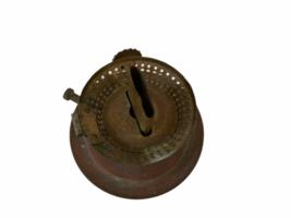 Antique Vintage Gatco Brass Oil Lamp PARTS REPAIR image 5