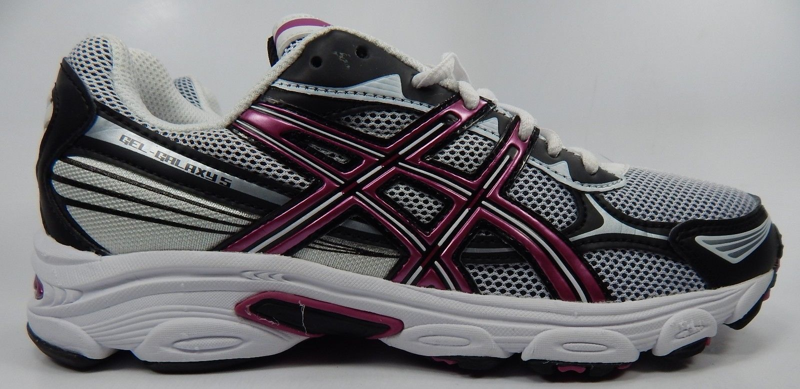 asics running trainers women size 8