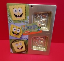 SpongeBob Iridescents Mini Treats Pan Wilton Squarepants Cook Tool Nickelodeon - $18.99