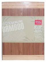 Bamboo Cutting Board, 10 x 14-5/8 Inch - £18.58 GBP