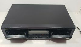 Onkyo Stereo Cassette Tape Deck TA-RW303 Tested image 6