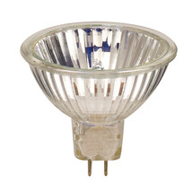 Sylvania  50 Watt Dimmable Halogen InfraRed MR16 GU5.3 Base Clear, Case of 10 - $186.27
