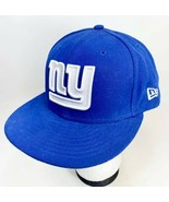 NY Giants New Era 59Fifty 7 1/4 Fitted Hat - $12.86