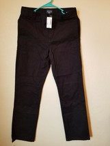 The Children's Place Big Boys' Uniform Chino Pants, Black, 14 - $10.69