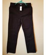 The Children's Place Big Boys' Uniform Chino Pants, Black, 14 - $10.69