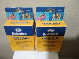 Lot Of 2 Solstice Tear Aid Repair Patches - $13.12