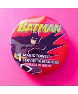 D.C. Comics BATMAN  MAGIC TOWEL— New and Sealed—More Fun Characters Avai... - $3.95