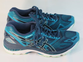 ASICS Gel Nimbus 19 Running Shoes Women's Size 9.5 US Excellent Plus Con... - $123.63