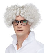 Mad Scientist Wig .. Maurice - Beauty and the Beast ..Halloween or Theater - $24.99