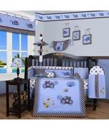 13-Pc Baby Bedding Crib Set Sea Turtle Theme - $126.99