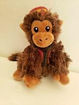 Build A Bear Disney Aladdin Abu Monkey Plush Stuffed Animal Small Toy  - $15.82