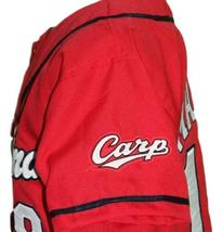 Kenta Maeda Hiroshima Carp Baseball Jersey Button Down Red Any Size image 3