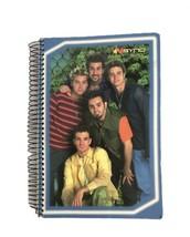 2000 NSYNC 100 Sheet Journal Notebook 9x6 Justin Joey Lance JC Chris Mad... - $14.49