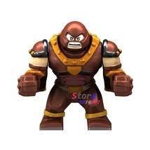 Big Size Juggernaut Marvel Deadpool X-Men Evolution Single Sale Minifigures Lego - $8.25