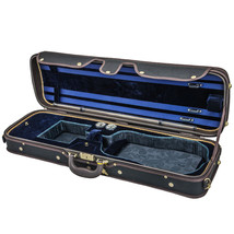 Luxury Euro-Style 4/4 Violin Case Oblong - $149.99