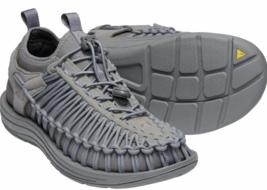 Keen Uneek HT Größe US 7 M (B) Eu 37,5 Damen Sport Sandalen Schuhe Grau/Grau