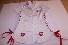 Women's Nurse Nicky  M Halloween Costume Seven 'til Midnight - $23.36