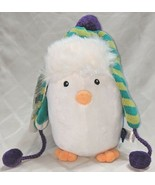 Baby Aspen BA11039NA Ice Caps Hat For Baby And Penguin Plush Gift Set - $37.00