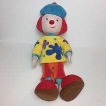 "Walt Disney World Jo Jo's Circus Clown 20"" Plush Doll - $14.50"