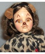 EFFANBEE VINTAGE WORLD DOLL    the  COWARDLY LION - $25.00