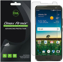 6-Pack Dmax Armor HD Clear Screen Protector shield for HTC U11 / U 11 - $14.04