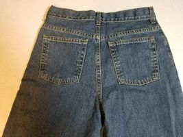 NWT Route 66 Regular Bootcut Boys Youth Jeans Size 16R Medium Wash Pants image 5