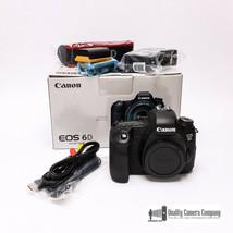 Canon EOS 6D Camera Body, Original Box + Accessories 8035B002 Great Condition - $699.95