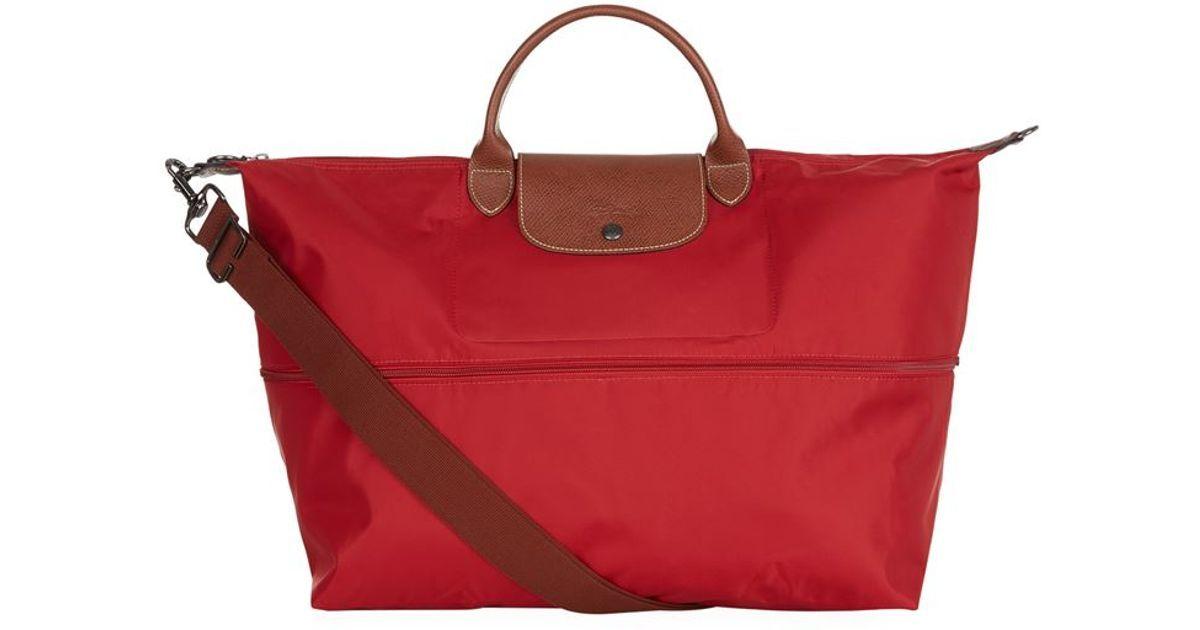 Longchamp le pliage expandable travel bag product 1 601179845 normal