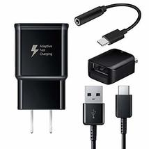 Adaptive Fast Wall Charger, OTG Adapter, Type C to 3.5mm Jack Adapter an... - €13,86 EUR