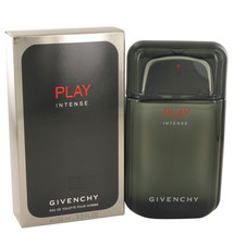 Givenchy Play Intense 3.3 Oz Eau De Toilette Cologne Spray image 5