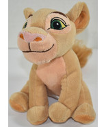 "Disney's THE LION KING 7"" NALA CUB Bean Filled STUFFED PLUSH Just Play S... - $9.89"