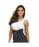 Premium Genie Hourglass Waist Training Belt Neoprene Black adjustable 3X... - $15.04