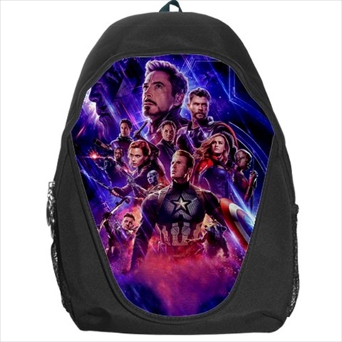 Primary image for backpack avengers iron man captain america rocket racoon marvel hawkeye widow