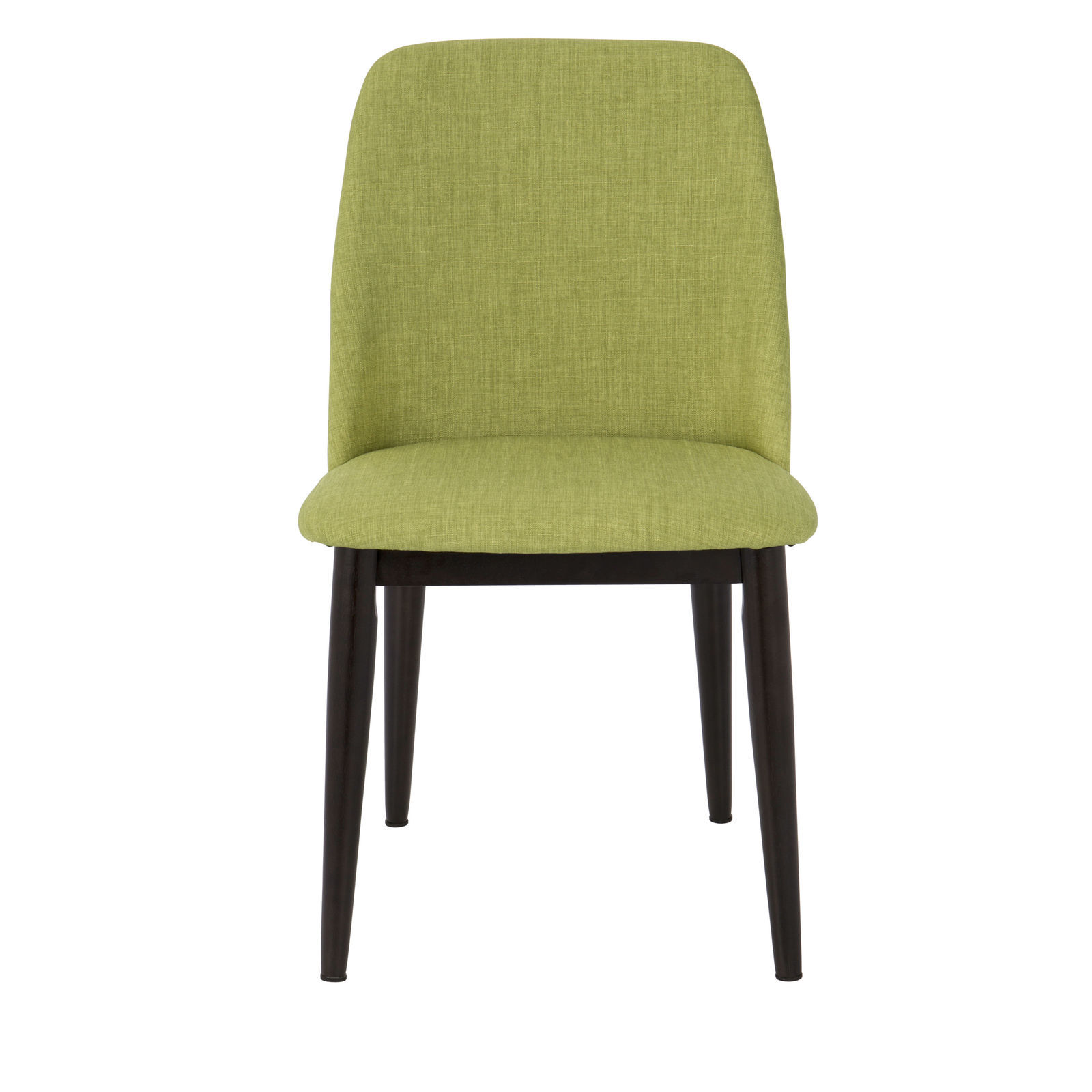 Set Of 2 Upholstered Mid-Century Solid Wood Dining Chair Kitchen Furniture New