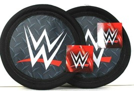 2 Count Petmate WWE Logo Flies And Floats Large Flyer For Dogs  - £14.29 GBP