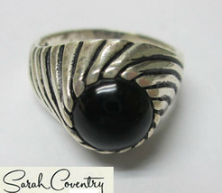 Vintage Sarah Coventry  Jewelry - #5355 Togetherness Ring - $24.45