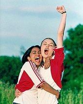Parminder Nagra and Keira Knightley in Bend It Like Beckham celebrating 16x20 Ca - $69.99