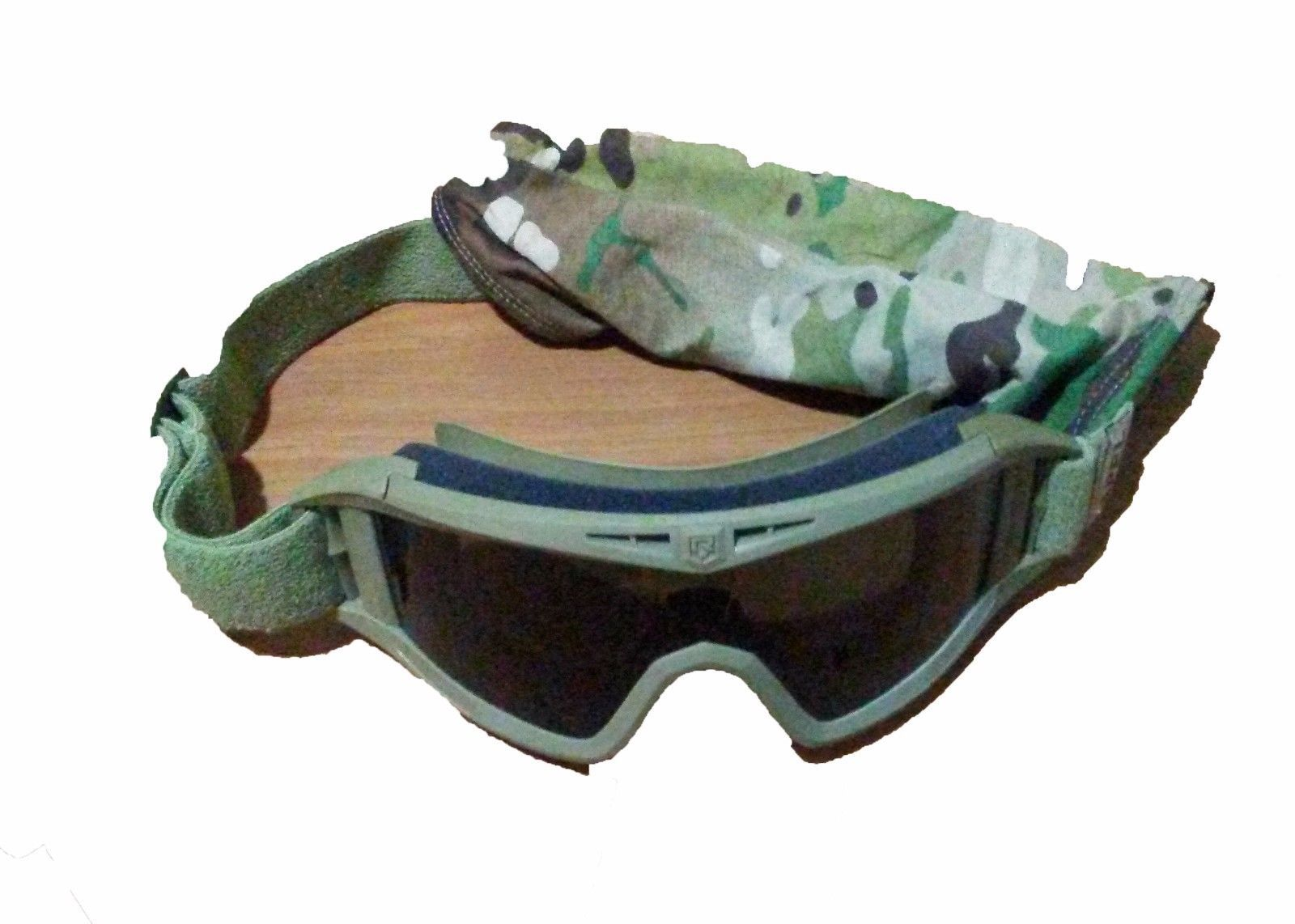 7f7f0a6009 Military Revision Army Multicam Sand Sun Wind Locust Field Goggles EN166  34BT 87