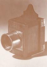 Fox Talbot Mousetrap Victorian Camera Kodak Museum Rare Postcard - $9.99