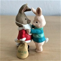 Mom & Dad - 1994 Hallmark Collector's Club Keepsake Ornament  - $4.95
